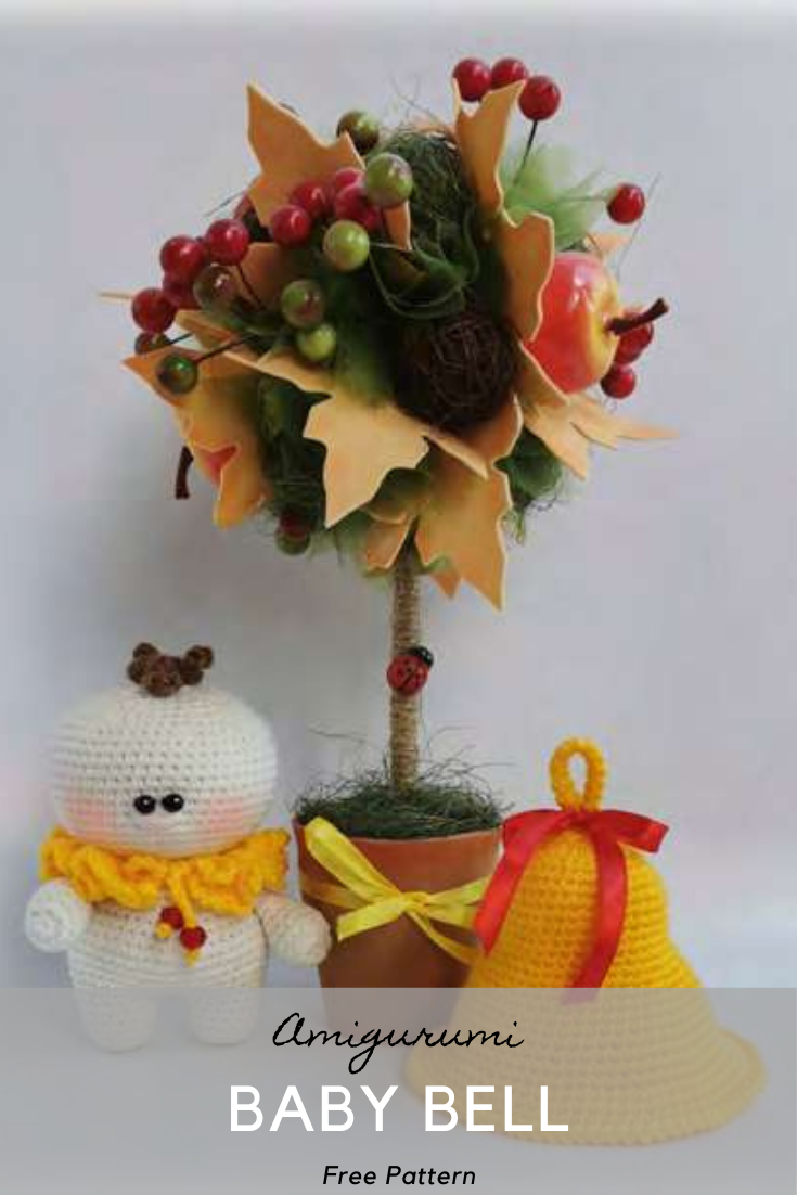 Amigurumi Baby Bell Crochet Pattern