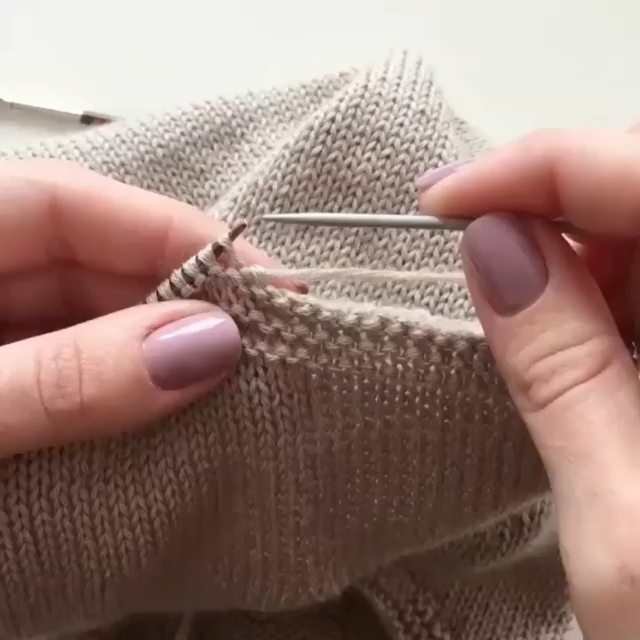 Needle Stitch Closure Technique