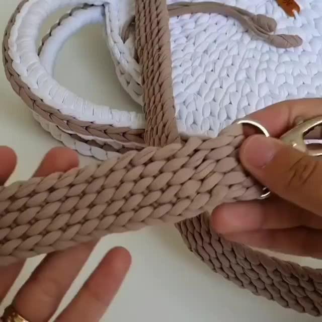 😍 Crochet Bag Strap😍 ⠀